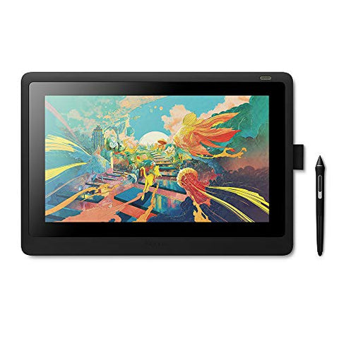 Wacom Cintiq 16 Pen Display Monitor (DTK1660K0A)