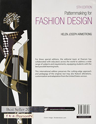 Shop Patternmaking For Fashion Design At Artsy Sister