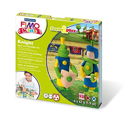 Staedtler 8034 05 LY FIMO kids form & play Knight
