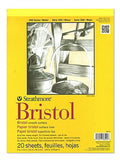 Strathmore 300 Series Bristol vellum 11 in. x 14 in. [PACK OF 2 ]