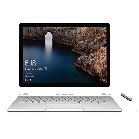 Microsoft Surface Book (256GB, 8GB RAM, Intel Core i5) (Certified Refurbished)