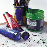 Liquitex BASICS Acrylic Paint 8.45-oz tube, Cerulean Blue Hue