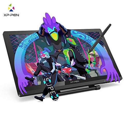 XP-PEN Artist22 Pro Drawing Pen Display 21.5 Inch Graphics Monitor 1920x1080 FHD Digital Drawing