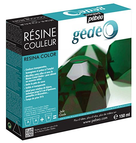 Gedeo 150 ml Color Resin, Jade