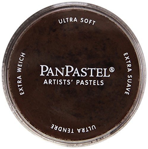 PanPastel Ultra Soft Artist Pastel, Red Iron Oxide Extra Dark