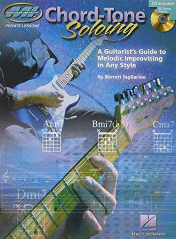 Chord Tone Soloing: Private Lessons Series (Musicians Institute: Private Lessons)