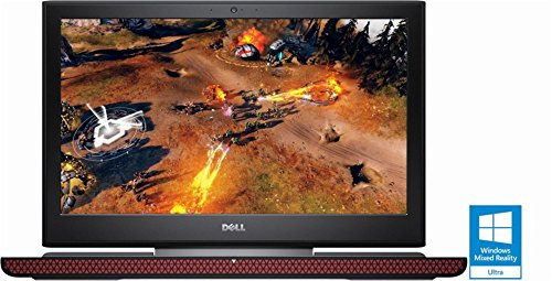 "Dell Inspiron 15.6"" FHD gaming Laptop Intel Core i5-7300HQ 8GB NVIDIA GeForce GTX 1050, 1TB + 8GB"