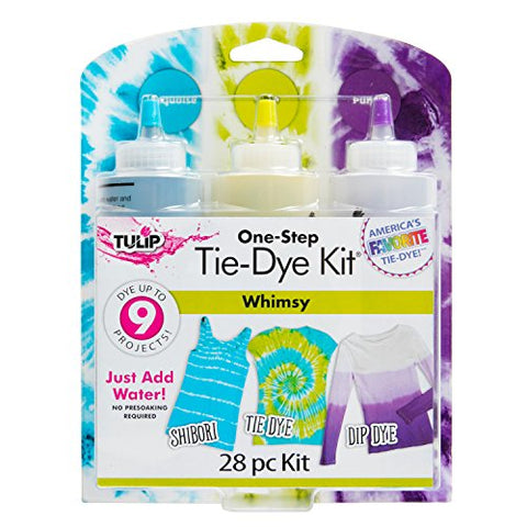 TULIP 3-in-1 DIY Tie-Dye Kit Whimsy