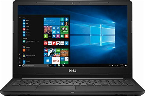 "Dell I3565-A453BLK-PUS 15.6"" Laptop, 7th Gen. AMD Dual-Core A6 Processor 2.50GHz, 4GB RAM, 500GB"