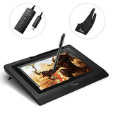 "Parblo Coast10 10.1"" Digital Pen Tablet Display Drawing Monitor 10.1 Inch with Cordless and"