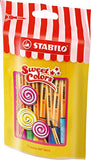 STABILO Point 88 Mini Sweet Colors Fineliner, Assorted Colours, Pack Of 15