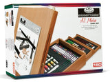 Royal & Langnickel 150-Piece All Media Easel Artist Set