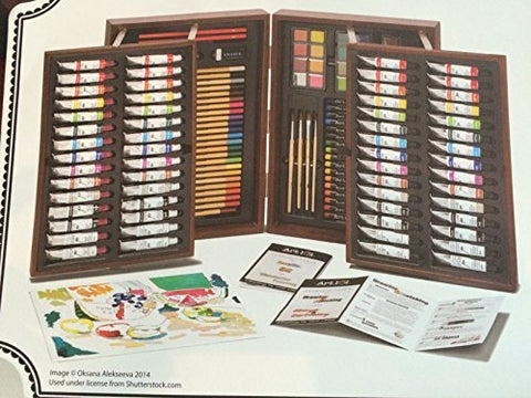 Art 101 (158 Piece Kit) by DM Creations Int'l LTD