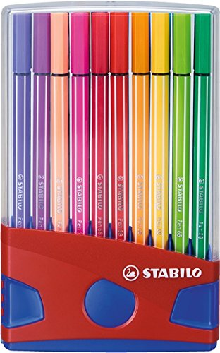 Stabilo Point 68 20-Color Parade Set