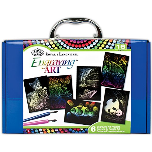 ROYAL BRUSH RTN-205 Engraving Art Kit