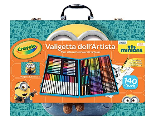 Crayola Inspiration Art Case - Minions