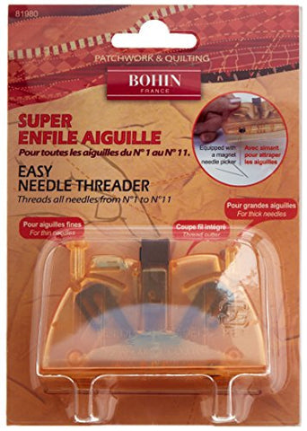 Bohin 81980 Super Automatic Needle Threader