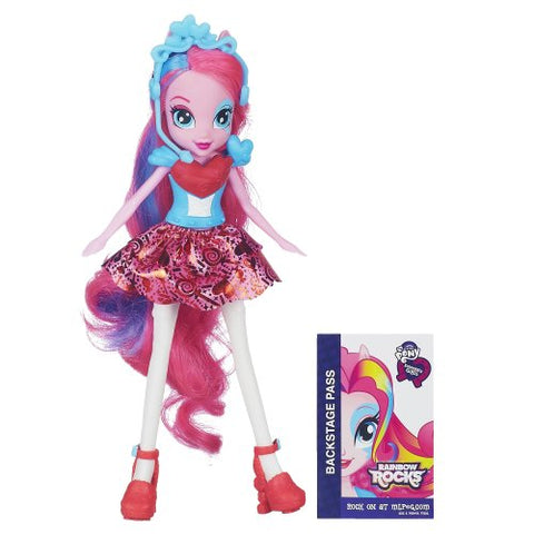 My Little Pony Equestria Girls Pinkie Pie Doll - Rainbow Rocks