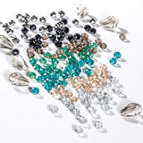 Premium Jewelry Making Supplies Kit - Bead Kit with Pliers, Findings, Charms, Glass Beads for