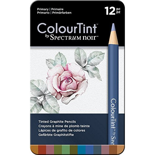 Spectrum Noir - ColourTint Arts & Crafts Pencil Set - Primary (12Pk)