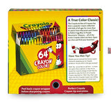 My Way 64ct Red Crayons Bulk, Personalized Gift
