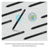 XP-Pen G430 OSU Tablet Ultrathin Graphic Tablet 4 x 3 inch Digital Tablet Drawing Pen Tablet for