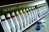 Holbein Transparent Watercolors 24 Colors Botanical Set W406 by Holbein industry