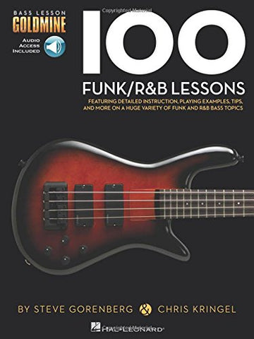100 Funk/R&B Lessons: Bass Lesson Goldmine Series