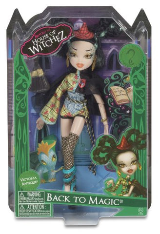 Bratzillaz Back to Magic Doll - Victoria Antique (China)