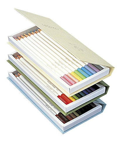 "Color pencil IROJITEN 30 natural colors ""color dictionary no.1"" Free Shipping"