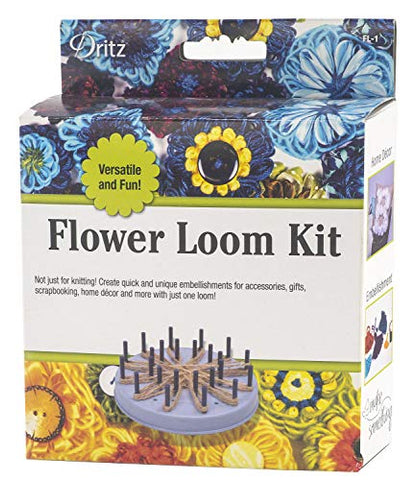 Dritz FL-1 Flower Loom Kit