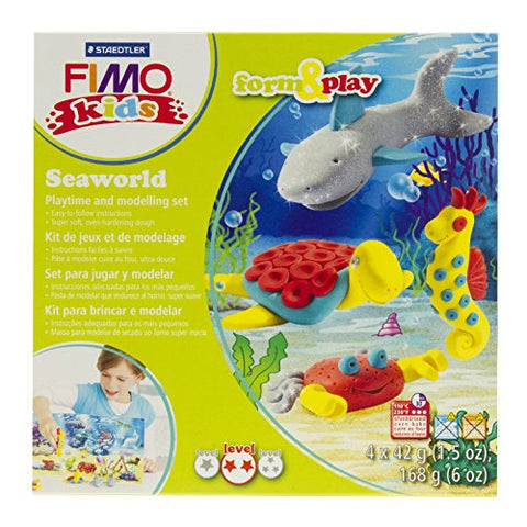 Fimo Kids Form & Play Seaworld by Fimo