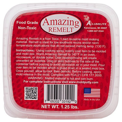 Brand New Amazing Remelt 1.25lb-Red Brand New