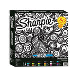 Sharpie Permanent Marker Limited Edition Set, Exclusive Color Assortment, plus 6 Bonus Coloring