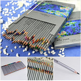 48 Colors Marco Professional Fine Drawing Pencil Set for Sketching Drawing Art