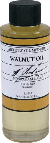 M. Graham 4-Ounce Walnut Oil Medium