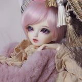 Y&D BJD Doll 1/4 SD Doll Full Set 43.5cm 17.1 inch Jointed SD Dolls Toy Handmade Girl Dolls + Clothes + Wig + Makeup