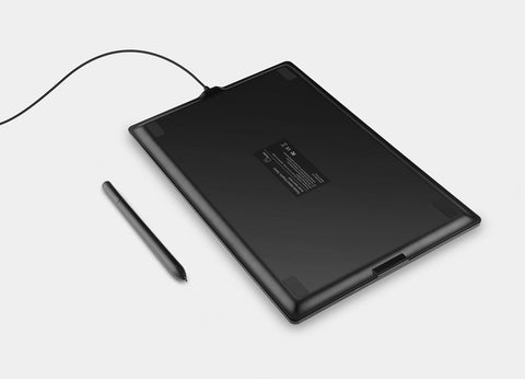 Parblo A609 Graphic Tablet with Passive Pen of 2048 Pressure Levels