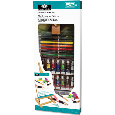 Royal & Langnickel REA5220 Mixed Media Easel Set