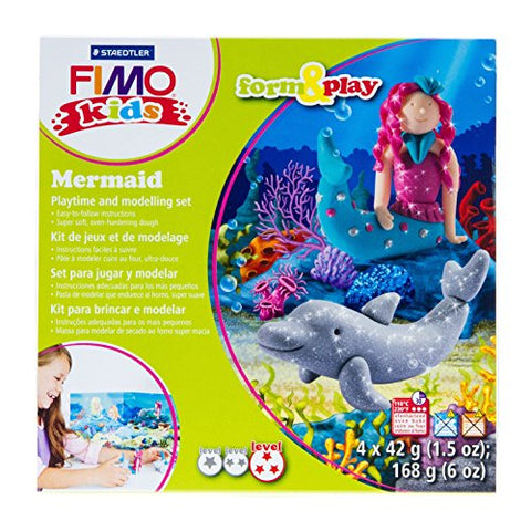 FIMO Kids 10013786 Form Play Mermaid