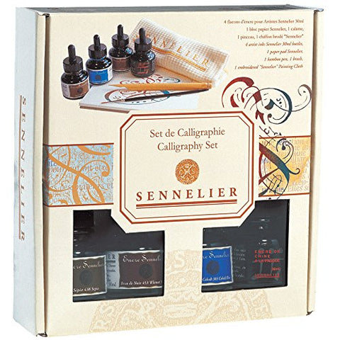 Sennelier Calligraphy Set