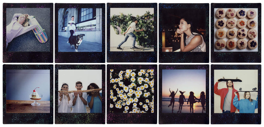 Fujifilm Instax Square Film Star Illummi