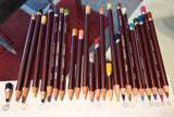art set,derwent,derwent pencils