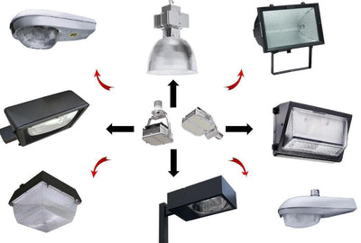 LED Retrofit Kits - 150 Watt - LED Retrofit Kit - 3000k-5000k - DLC