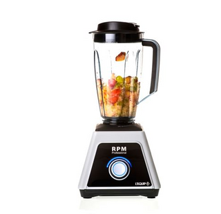 L'EQUIP RPM PROFESSIONAL BLENDER SILVER