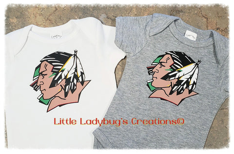 Fighting Sioux Childrens Tshirts