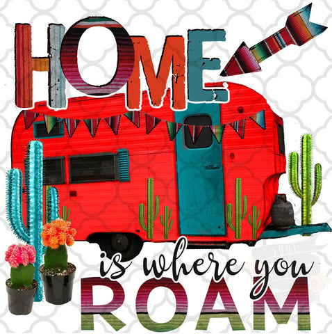 Home is Where you Roam
