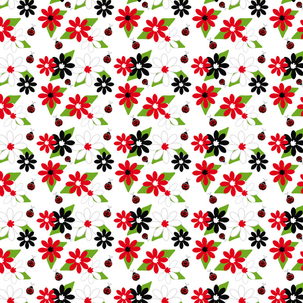 Ladybug Collection #2 Patterned Vinyl