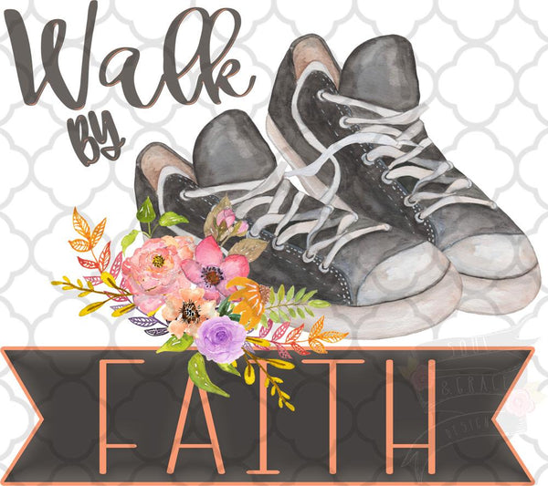 Walk by Faith Shoes