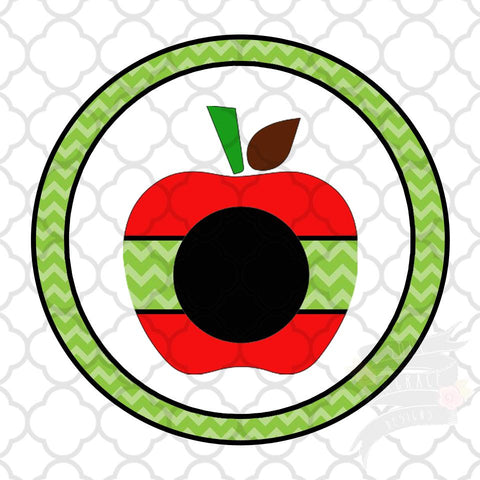 Apple Monogram Frame